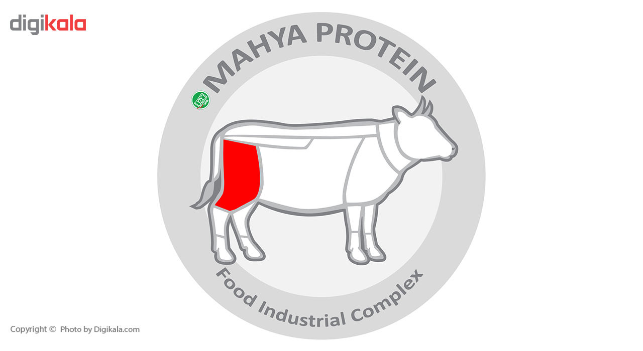 ران ممتاز گوساله مهیا پروتئین - 1 کیلوگرم main 1 2