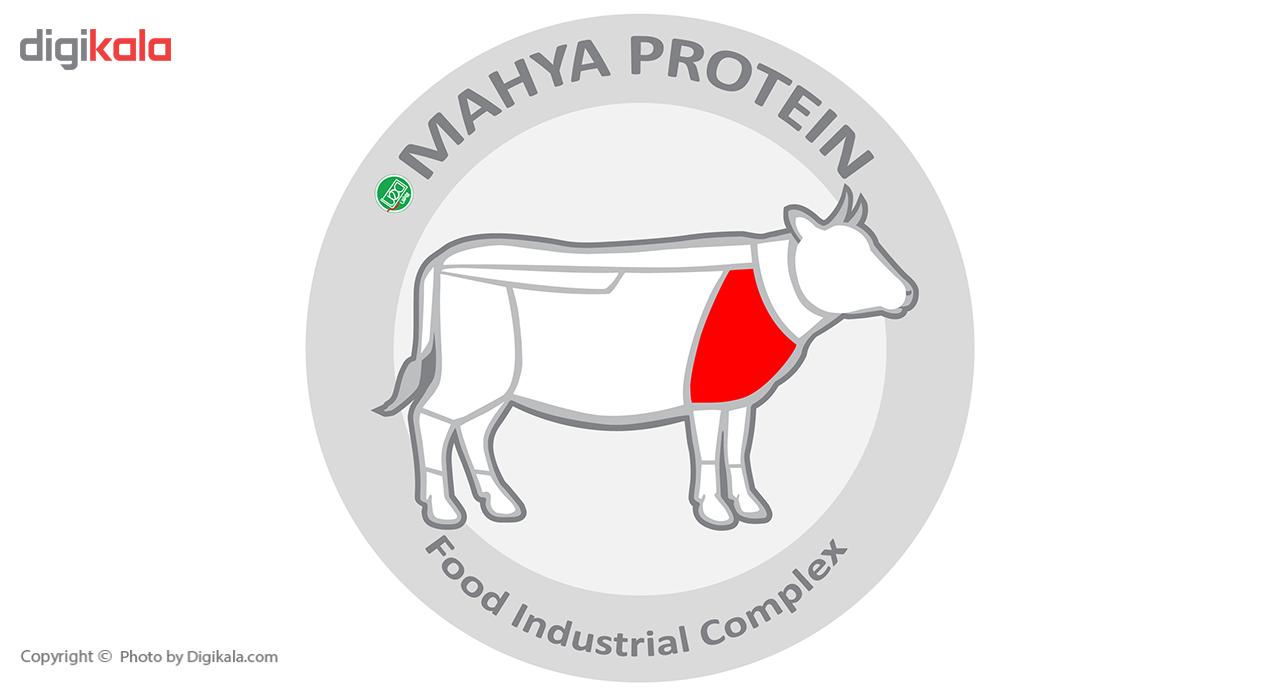 گوشت مخلوط گوساله مهیا پروتئین مقدار 1 کیلوگرم