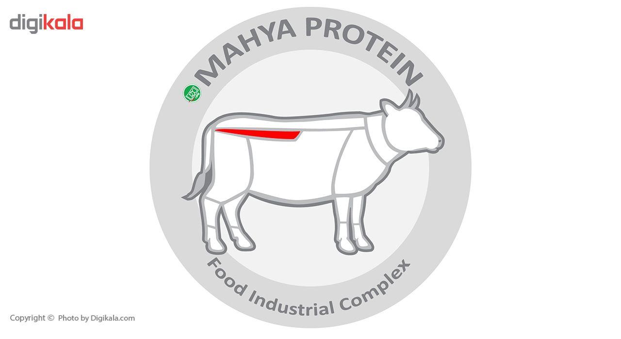 استیک گوساله مهیا پروتئین مقدار 0.5 کیلوگرم main 1 3