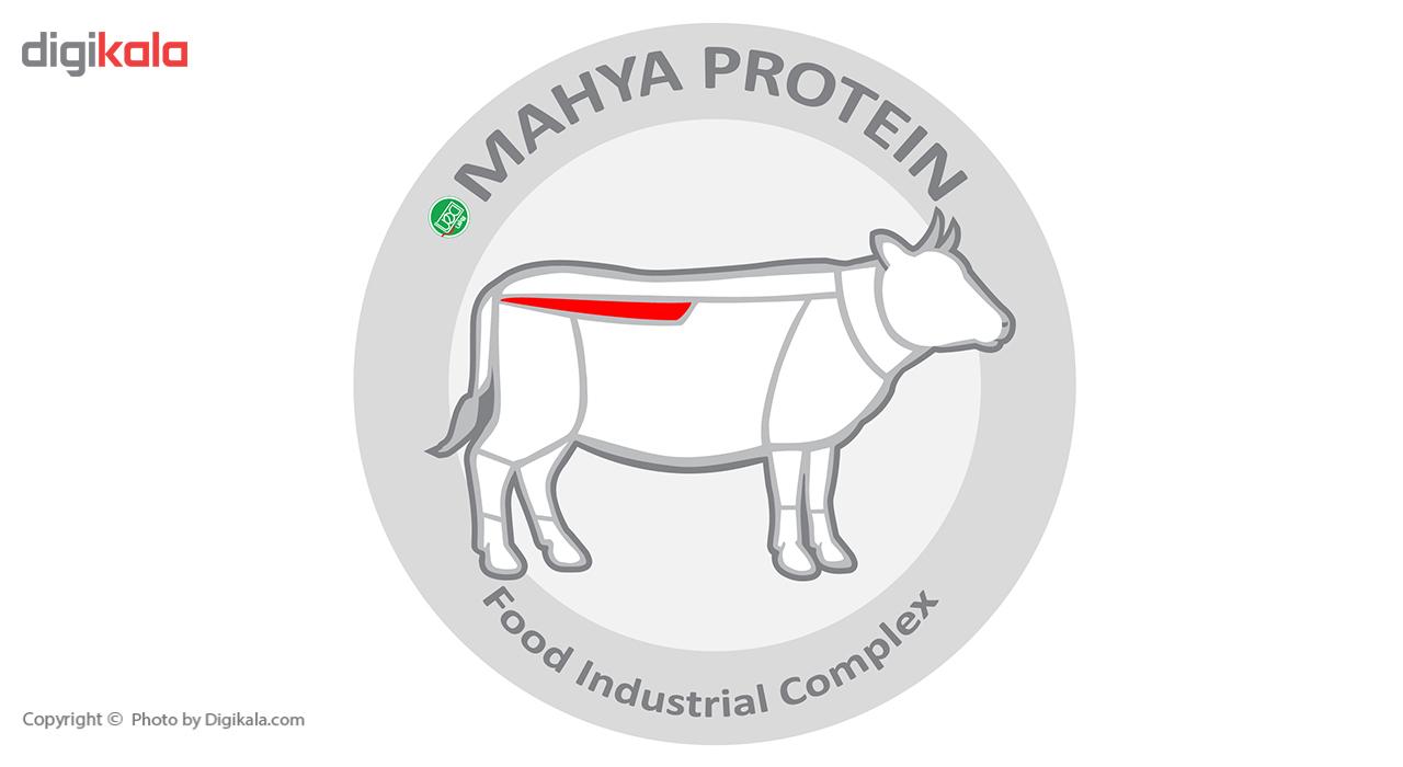 بیفتک گوساله مهیا پروتئین مقدار 0.5 کیلوگرم