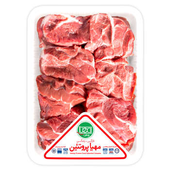 رولت ماهیچه گوساله مهیا پروتئین مقدار 1 کیلوگرم