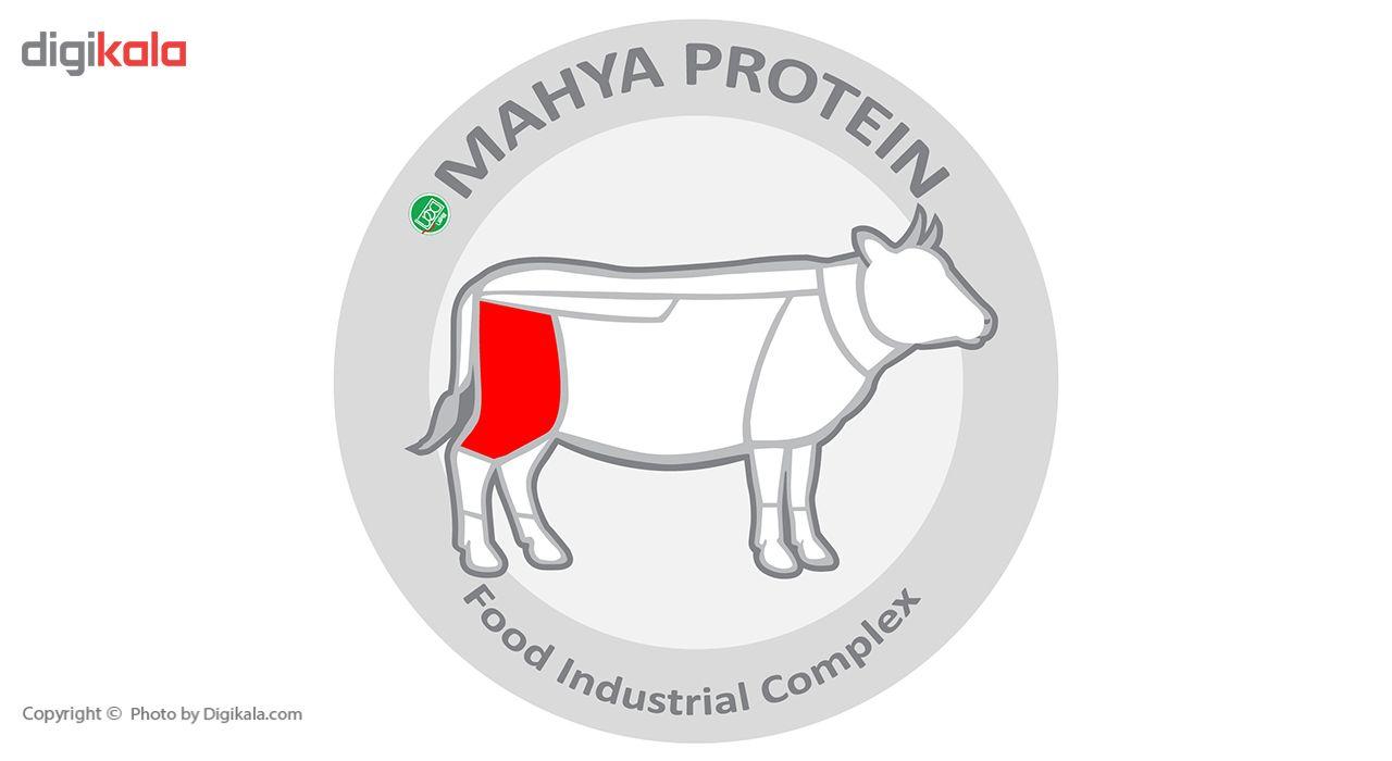 گوشت بیف استراگانف گوساله مهیا پروتئین مقدار 0.5 کیلوگرم main 1 3