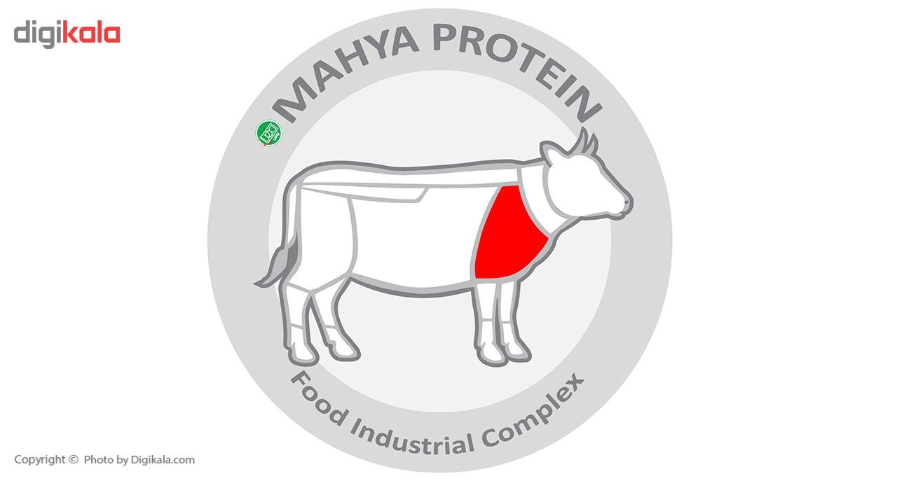گوشت چرخ کرده مخلوط گوساله و گوسفند مهیا پروتئین - 1 کیلوگرم main 1 3