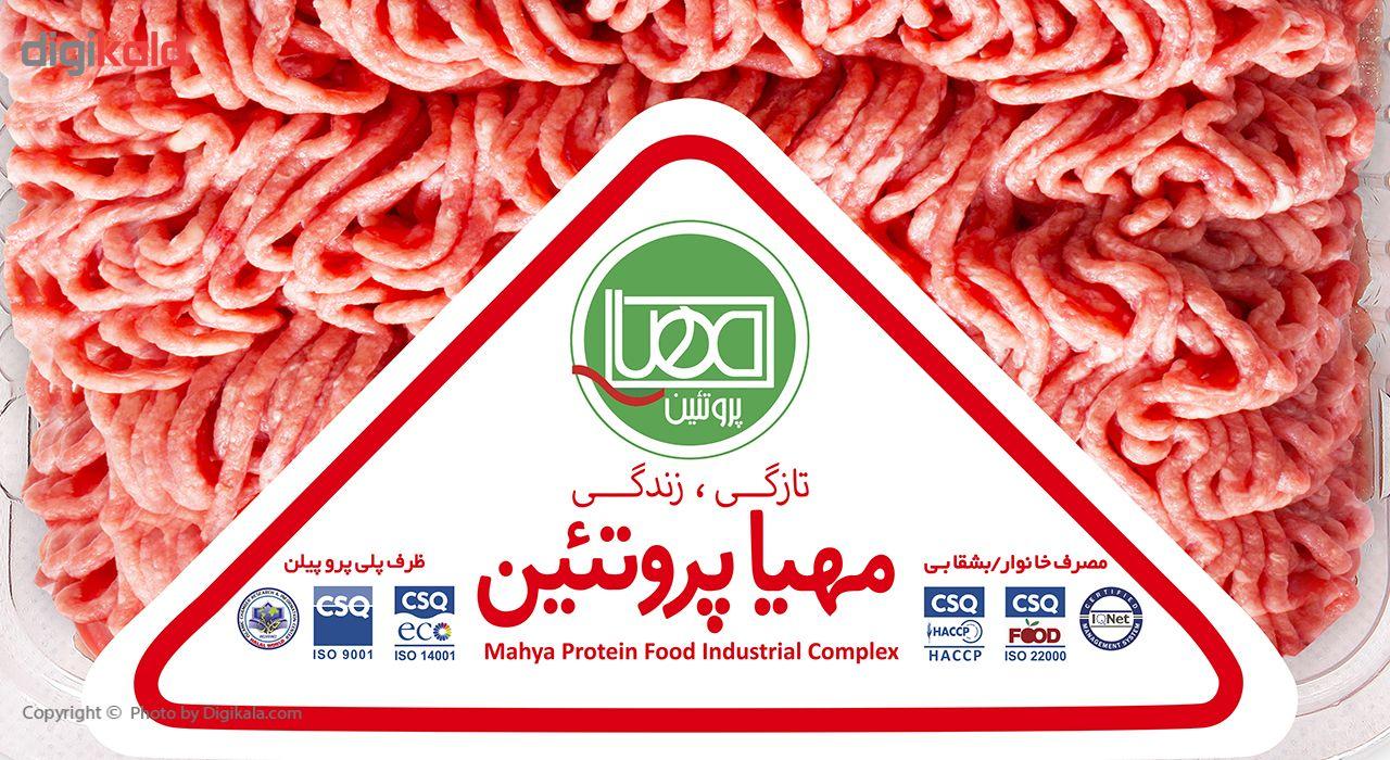گوشت چرخ کرده مخلوط گوساله و گوسفند مهیا پروتئین مقدار 0.5 کیلوگرم main 1 1