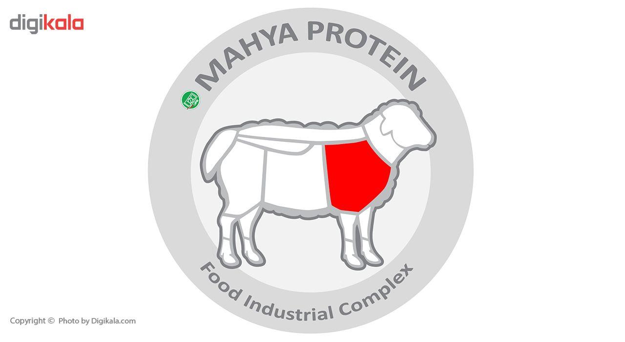 گوشت چرخ کرده مخلوط گوساله و گوسفند مهیا پروتئین مقدار 0.5 کیلوگرم main 1 3