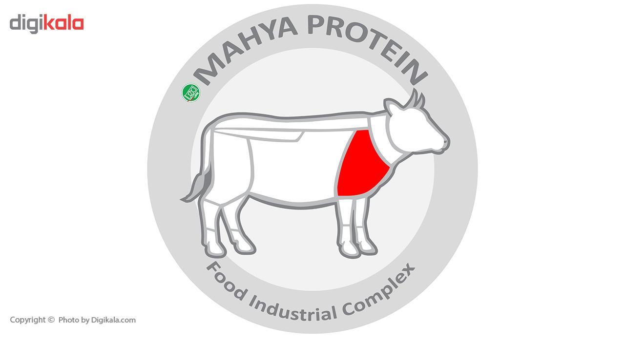 گوشت چرخ کرده گوساله ممتاز مهیا پروتئین - 1 کیلوگرم main 1 4