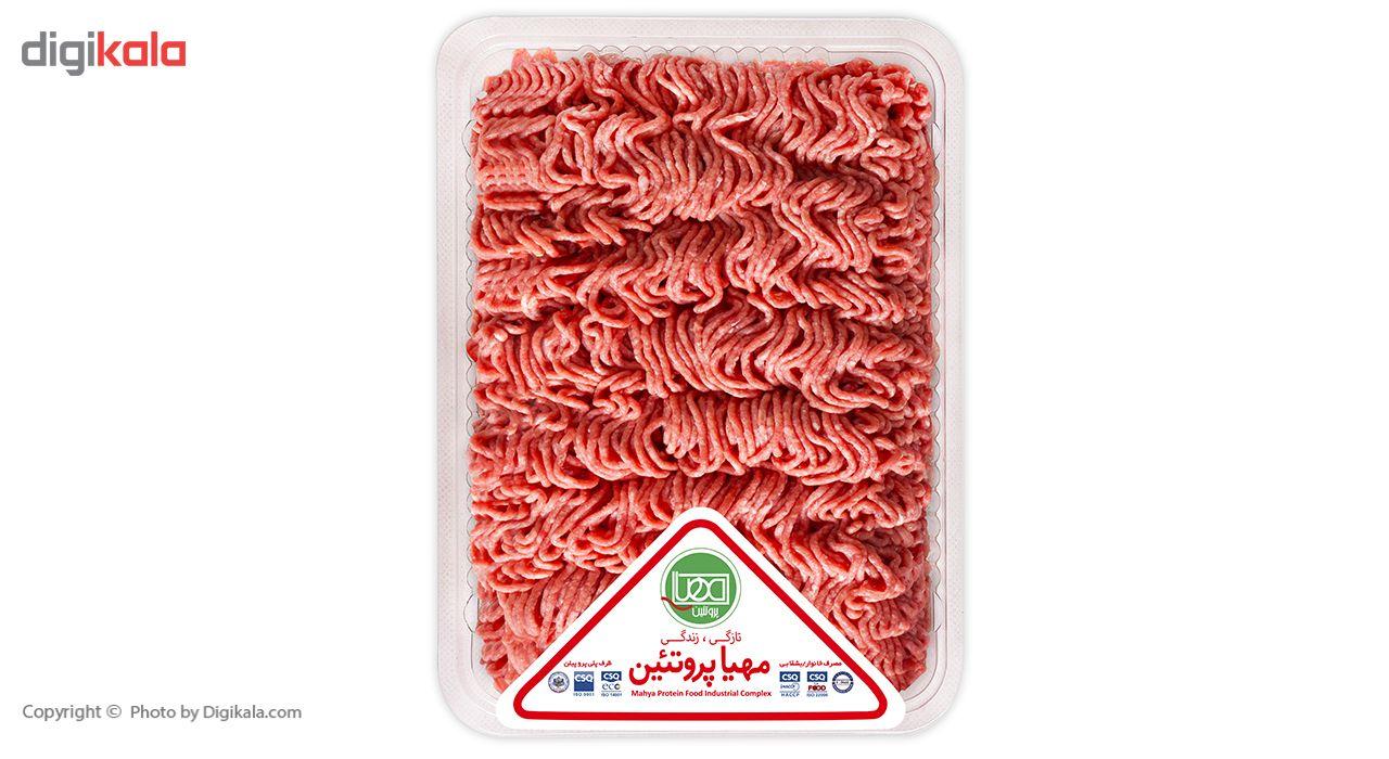 گوشت چرخ کرده گوساله ممتاز مهیا پروتئین - 1 کیلوگرم main 1 1