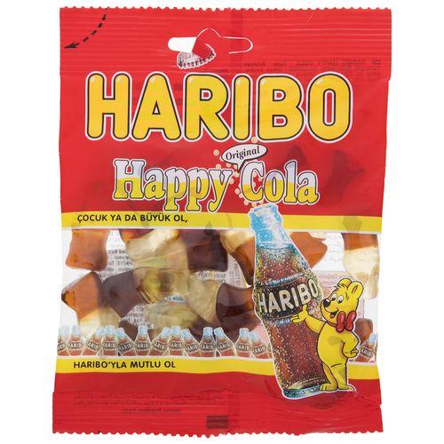 پاستیل هاریبو مدل Happy Cola مقدار 70 گرم