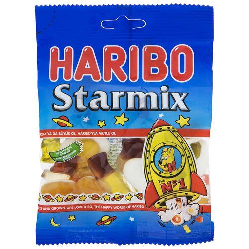 پاستیل هاریبو مدل Starmix مقدار 70 گرم