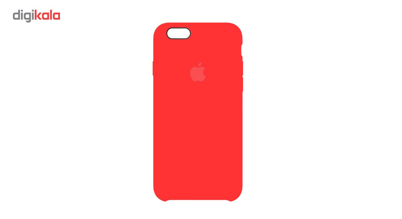 کاور سیلیکونی مدل SlC مناسب برای گوشی موبایل آیفون 6/6s