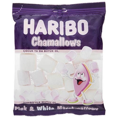 مارشمالو هاریبو مدل Chamallows مقدار 70 گرم