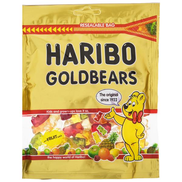 پاستیل هاریبو مدل Golden Bears مقدار 200 گرم