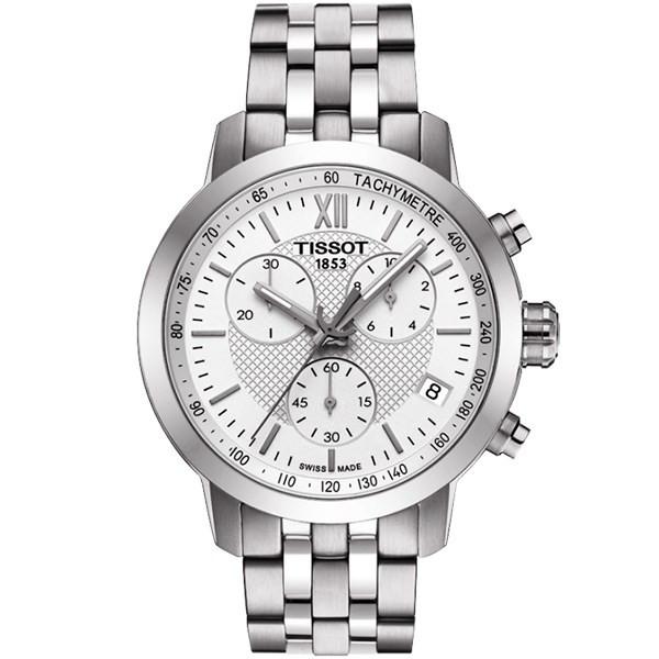 ساعت مچی عقربه ای مردانه تیسوت مدل T055.417.11.018.00