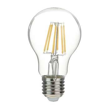 لامپ فیلامنتی 8 وات اپل مدل E A60 پایه E27