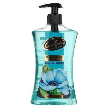 مایع دستشویی آبی گل سنگ مقدار 500 گرم