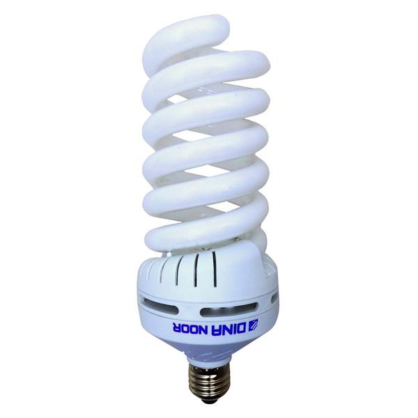 لامپ کم مصرف 50 وات دینا نور پایهE27