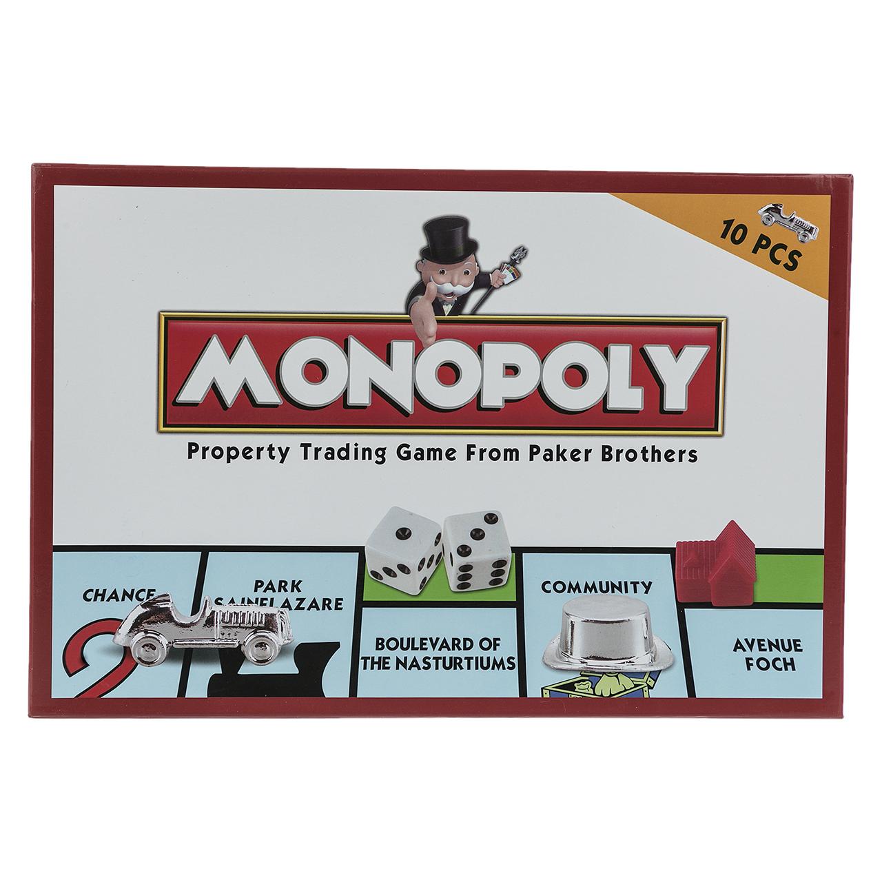 بازی فکری مدل Monopoly 6129