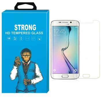 محافظ صفحه نمایش شیشه ای تمپرد مدل Strong مناسب برای گوشی سامسونگ گلکسی S6 Edge