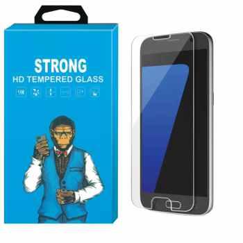 محافظ صفحه نمایش شیشه ای تمپرد مدل Strong مناسب برای گوشی سامسونگ گلکسی S7
