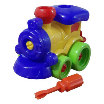 ساختنی  مدل قطار کد 1010