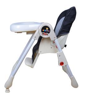 صندلی غذاخوری کودک ارابه مدل 9590