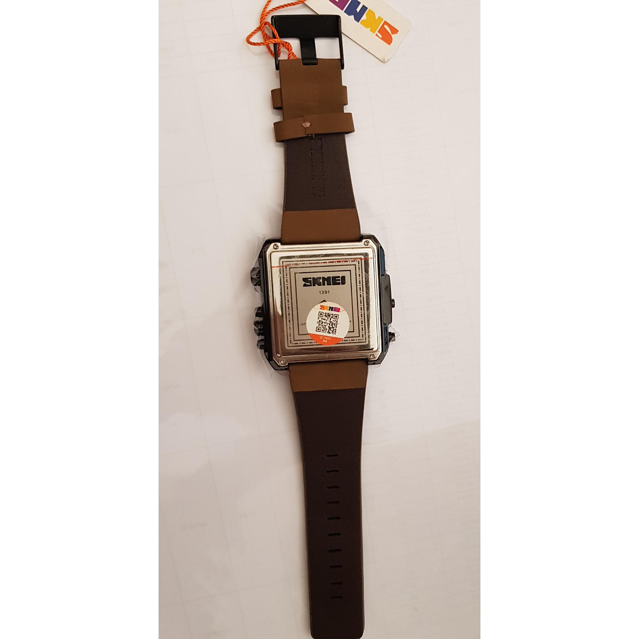 ساعت مچی عقربه ای مردانه اسکمی مدل 91-13 -  - 9