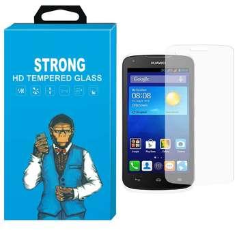 محافظ صفحه نمایش شیشه ای تمپرد مدل Strong مناسب برای گوشی هواوی Y550