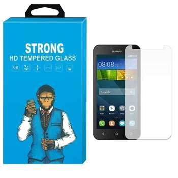 محافظ صفحه نمایش شیشه ای تمپرد مدل Strong مناسب برای گوشی هواوی Y5