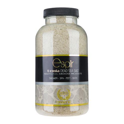 نمک دست و پا اسپیر دانه متوسط مدل Orchid salt وزن 1000 گرم