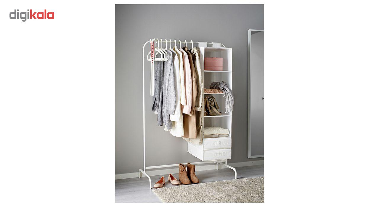 رگال لباس ایکیا مدل MULIG main 1 4