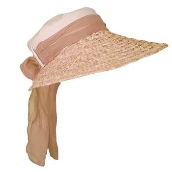 کلاه آفتابی حصیری اکوسبدکو مدل likh125 سایز M