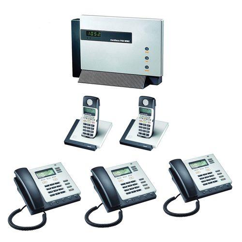 تلفن تمام بیسیم سانترال هیوندای مدل WPBX310 ER