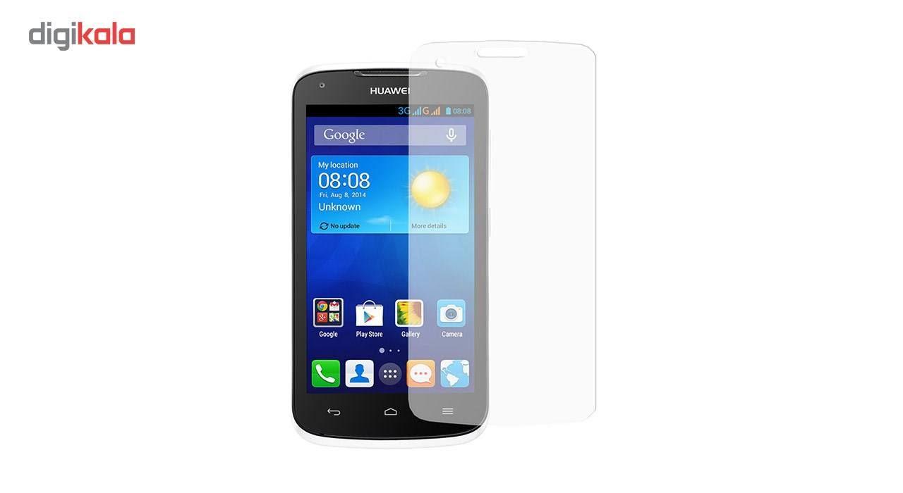 محافظ صفحه نمایش شیشه ای تمپرد مدل Strong مناسب برای گوشی هواوی Y550 main 1 1