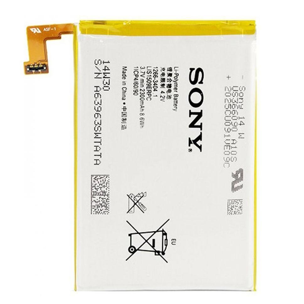 باتری موبایل مدل  LIS1509ERPC با ظرفیت 2300mAh مناسب برای سونی اکسپریا sp