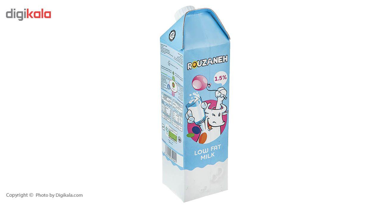 شیر کم چرب روزانه  حجم 1 لیتر main 1 3
