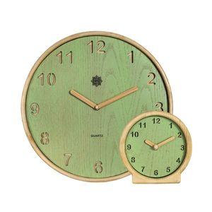 ست ساعت دیواری و رومیزی BSN00