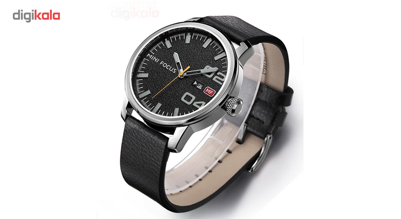خرید ساعت مچی عقربه ای مردانه مینی فوکوس mf0022g.03