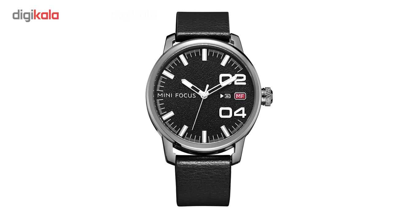 خرید ساعت مچی عقربه ای مردانه مینی فوکوس mf0022g.01