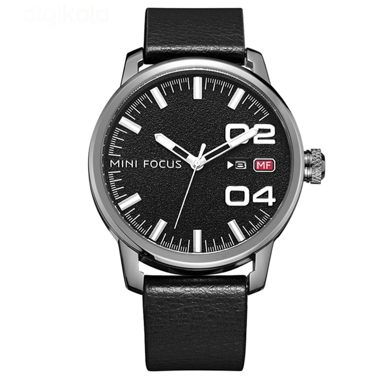 ساعت مچی عقربه ای مردانه مینی فوکوس mf0022g.01