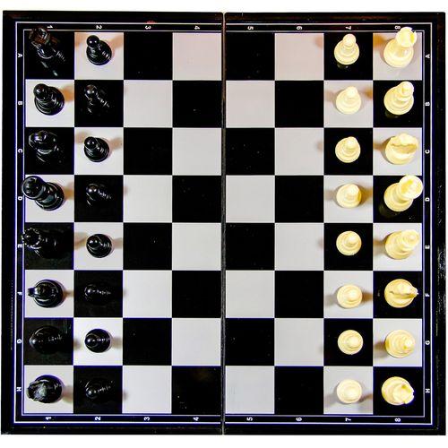 شطرنج آهنربایی های کلس چس ست مدل 3324M