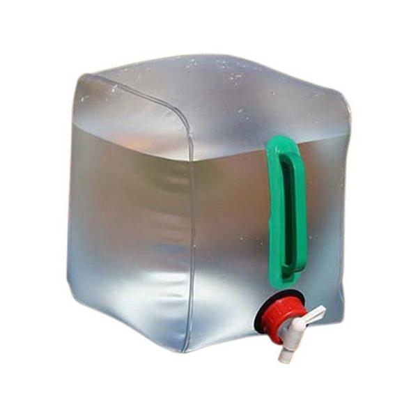 مخزن آب تاشو مدل 01 حجم 10 لیتر