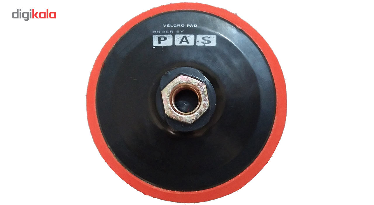 پد پشت کرکی مدل PAS1 قطر 115میلی متر main 1 1