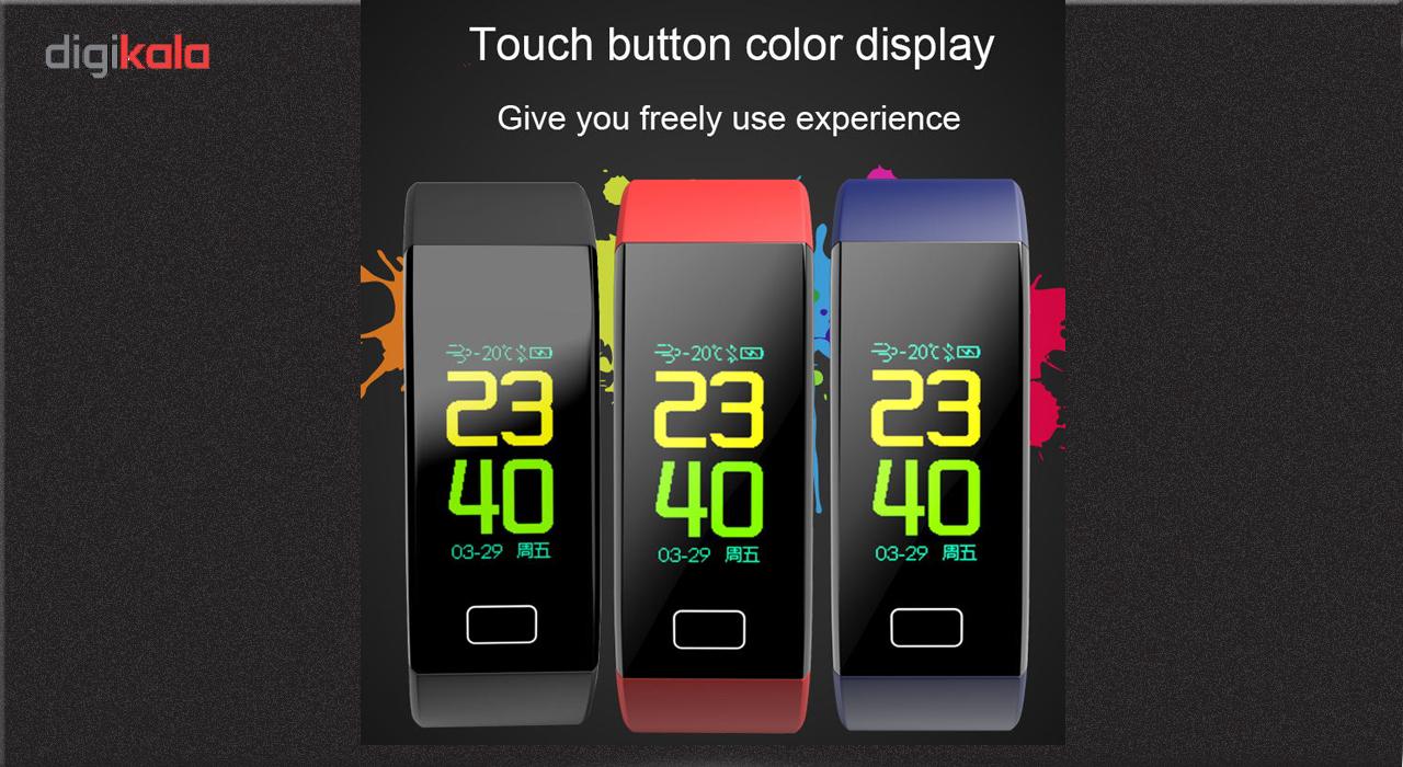 دستبند هوشمند دبل یو اف دی آر دی مدل TPP-R06