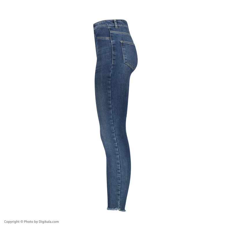 شلوار جین زنانه ال سی وایکیکی مدل 0SF317Z8-507-MIDRODEO