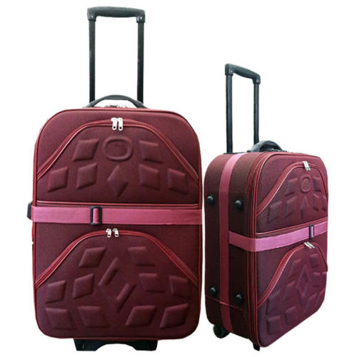 ست دو عددی چمدان مدل 001