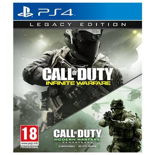بازی Call of Duty Infinite Warfare - Legacy Edition مخصوص PS4