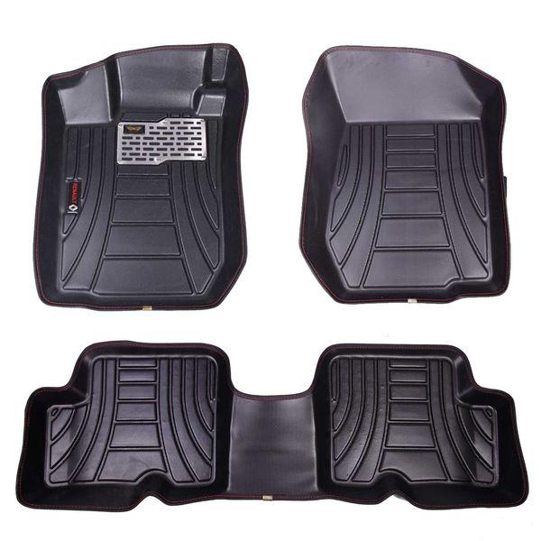 کفپوش سه بعدی خودرو ماهوت مدل اکو مناسب برای ال 90