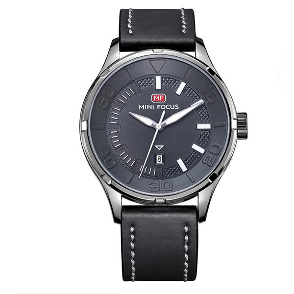 ساعت مچی عقربه ای مردانه مینی فوکوس مدل mf0008g.04