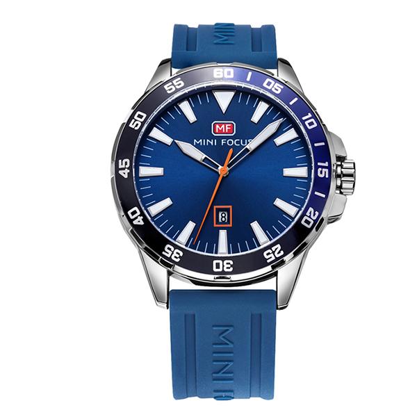 ساعت مچی عقربه ای مردانه مینی فوکوس مدل mf0020g.02 54
