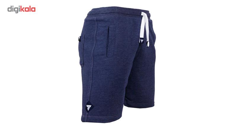 شلوارک مردانه ترک ویر مدل 016 Jeans